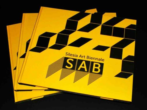 Album SAB   Silesia Art Biennale   outside in inside out
